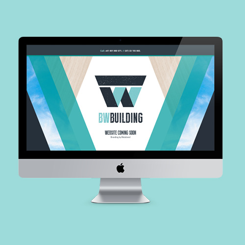 BW Building, construction, brisbane, Retailored, creative, design, graphic design